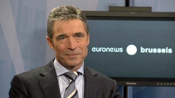 Rasmussen: 'No role for NATO in Mali'