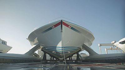Le bateau solaire PlanetSolar prépare sa nouvelle mission