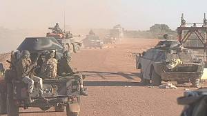 Mali: French troops liberate Diabaly
