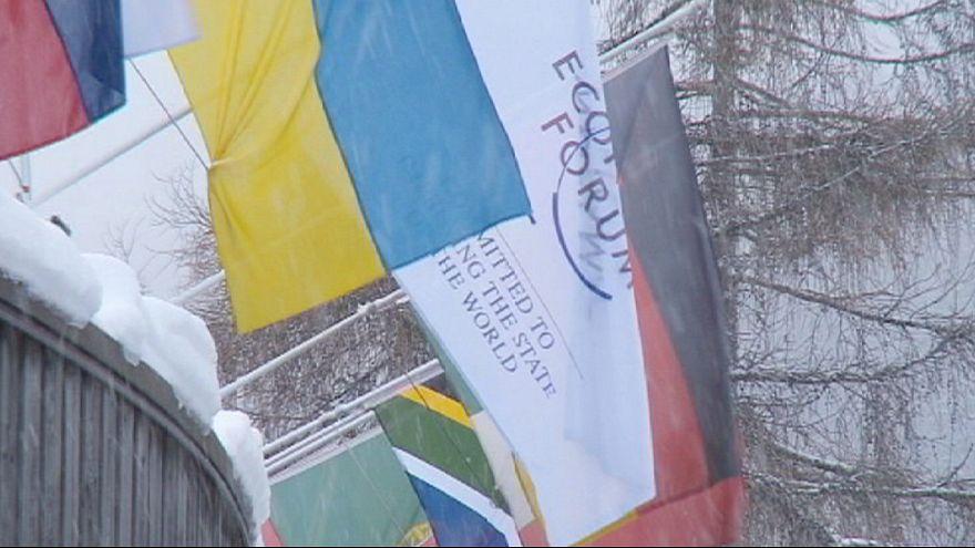 المنتدى الاقتصادي العالمي في دافوس ينطلق الأربعاء