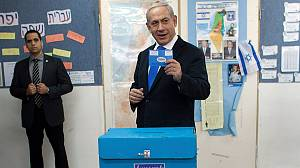 Israelis turn out to vote in low key election