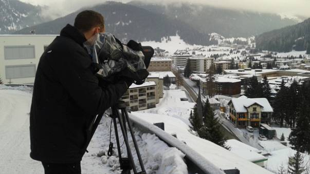 Hope starts to re-emerge at the 2013 Davos World Economic Forum