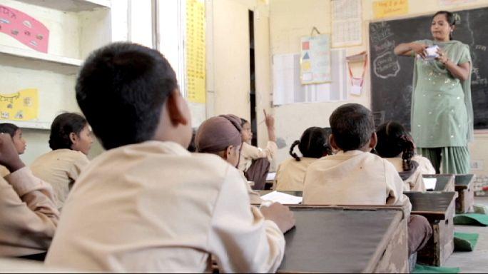 من البرامج الفائزة في مؤتمر القمة العالمي للابتكار في التعليم للعام 2012
