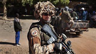 Frankreichs Intervention in Mali