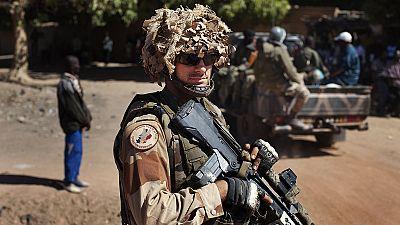 La intervención en Mali
