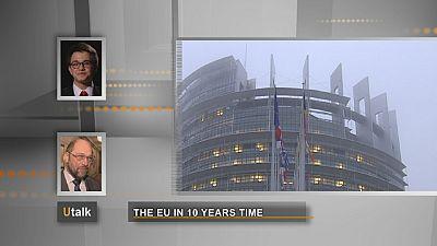 Frage von Patrick, Mitglied des Europäischen Jugendparlaments: