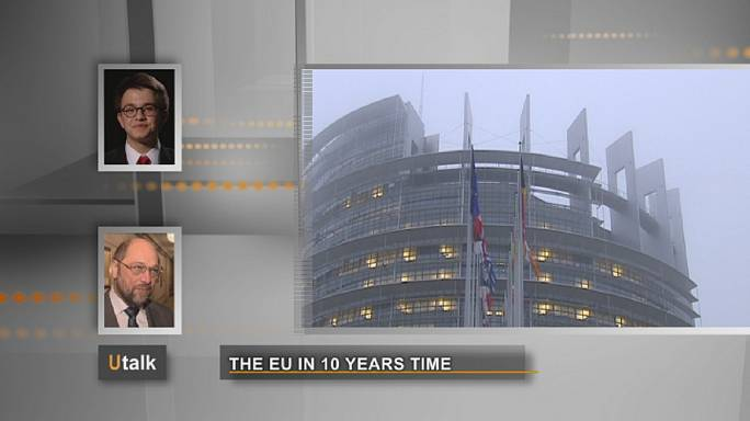Imagine the EU in ten years' time