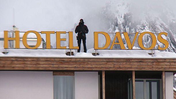 Mountainous task for uphill strugglers in Davos
