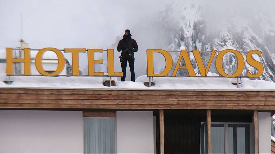 Mountainous task for uphill strugglers in Davos