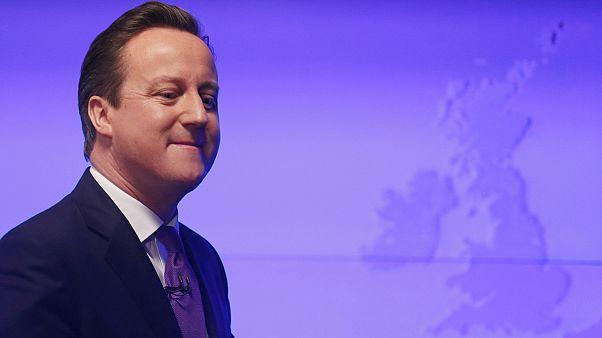 تقرير لفاريبا مافادات من يورونيوز حول خطاب رئيس وزراء بريطانيا دايفد كاميرون