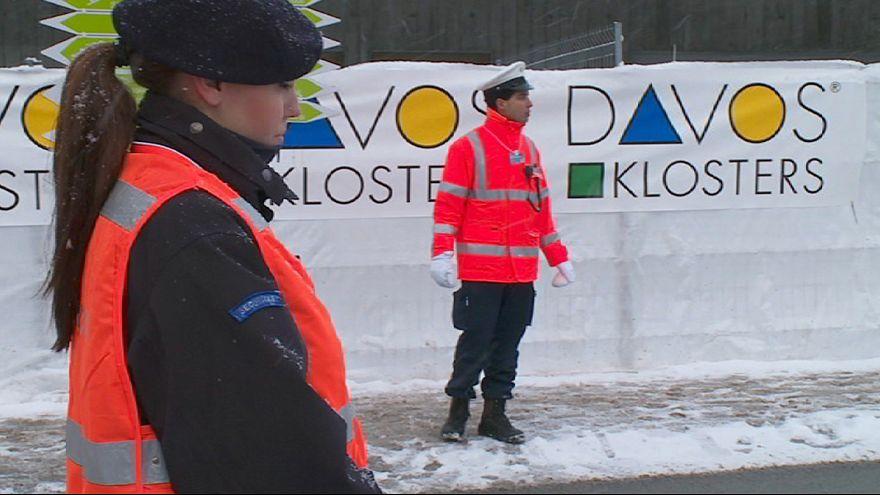 Europa no centro das atenções em Davos
