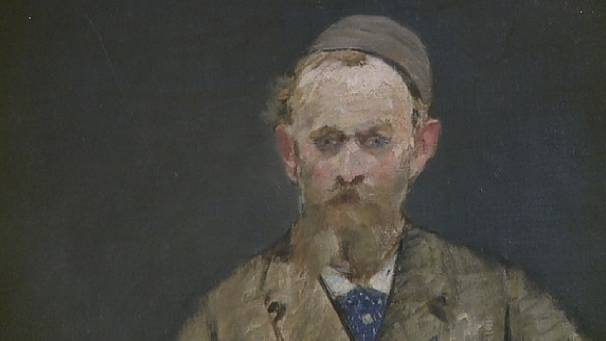 Manet's portraits