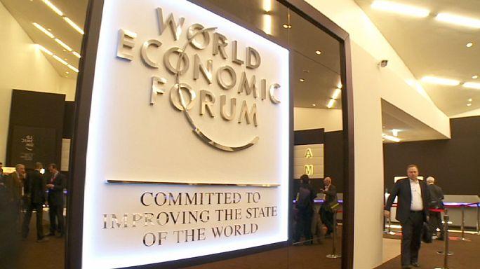 İşsizlik Davos'un bir numaralı gündemi