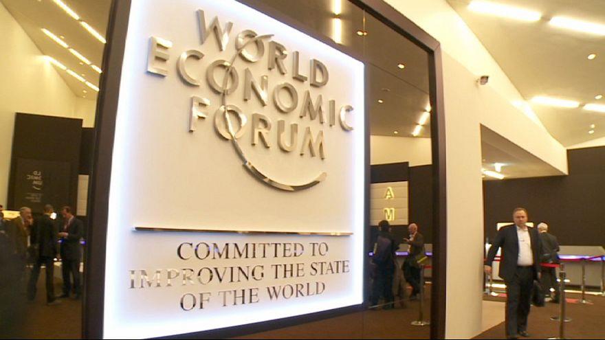 دافوس : لقاءات خاصة ليورونيوز مع مسؤولين سياسيين واقتصاديين وحتى مع فنانين