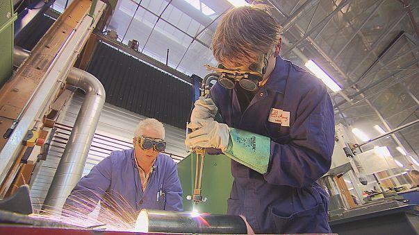 Niederländer kämpfen gegen Jugendarbeitslosigkeit