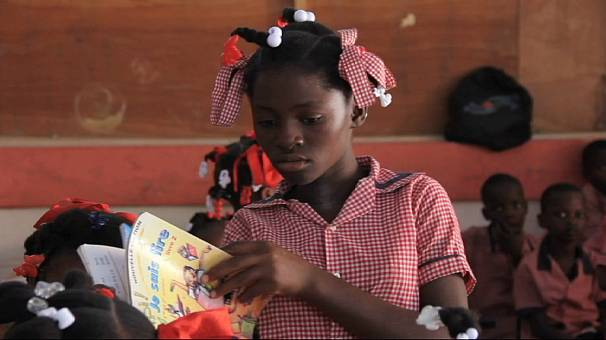 Haiti: Rebuilding education