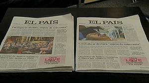 Venezuela's Chavez plans legal action against El Pais newspaper