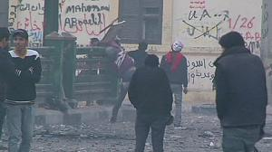 Unrest continues in Egypt after days of violent protests