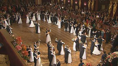Dancing till dawn at the Philharmonic Ball
