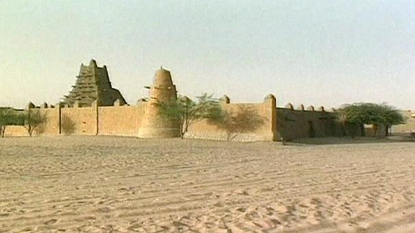 Timbuktu's disappearing gold
