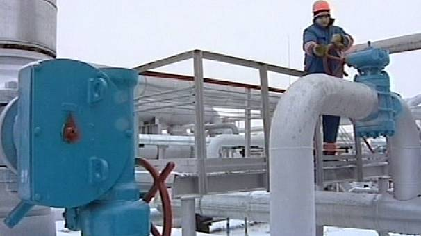 Ukraine and Russia's gas wrangle reignites