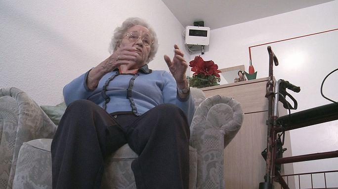 Harekete duyarlı kameralar yaşlı nüfusun hizmetinde
