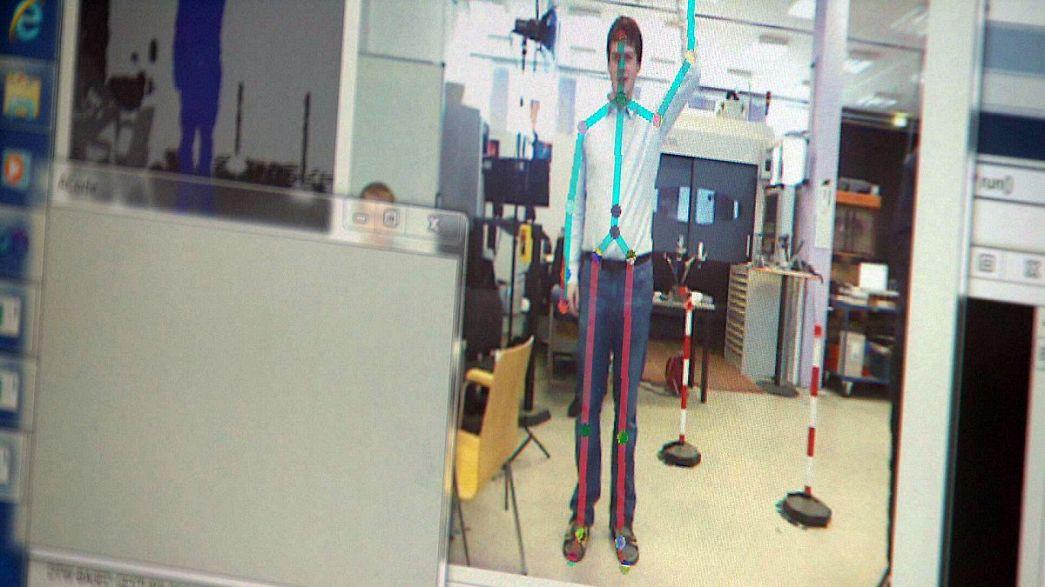 Des robots au travail