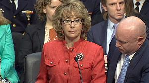 Giffords tells Congress to act now on gun violence