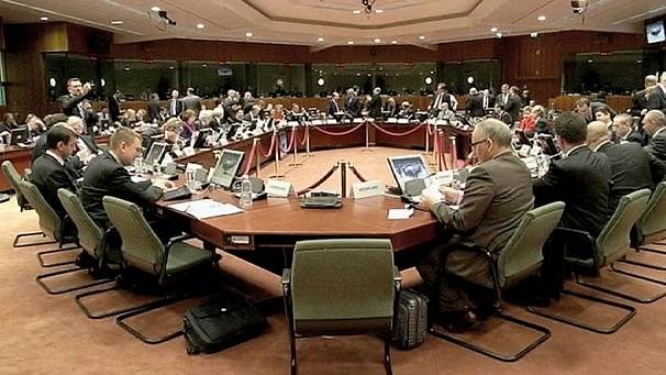 Syria conflict tops foreign agenda in Brussels