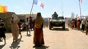 Malian troops prepare to enter Kidal
