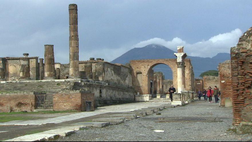 El patrimonio cultural italiano, en peligro