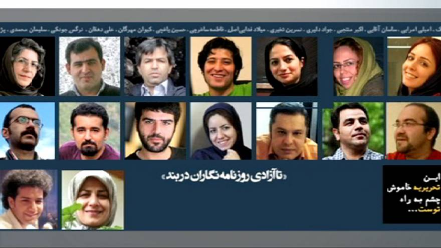 'Black Sunday' the day Iran arrested journalists