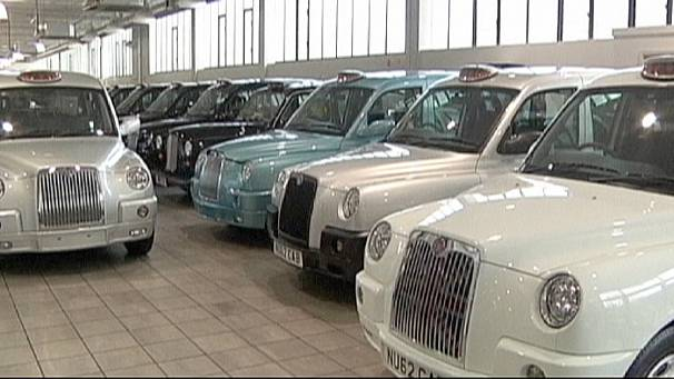 Chinese buy black cab maker