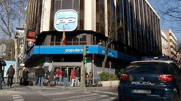 Spain's corruption eruption
