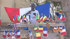 Mali prepares a hero's welcome for Hollande