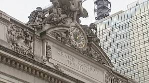 New York's Grand Central station turns 100
