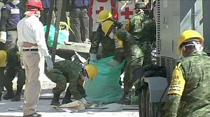 Mexico refuses to speculate on cause of deadly blast