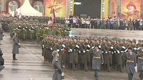 Volgograd ritorna stalingrado nel settantesimo anniversario della