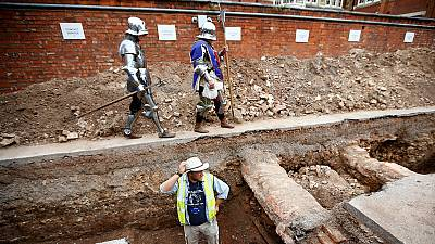 Car park skeleton confirmed as remains of England's Richard III