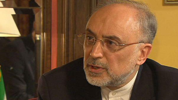 """وزیر خارجه ایران:""""مناسب پست ریاست جمهوری نیستم"""""""
