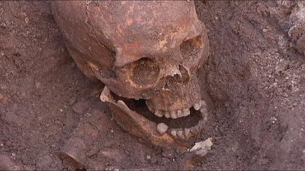Richard III found