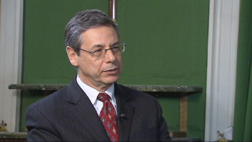 """""""La Siria è una calamita per gli estremisti islamici nel mondo"""" dice ad Euronews il ministro israeliano uscente, Danny Ayalon"""