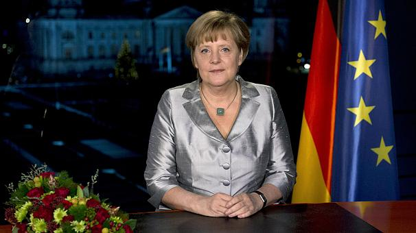 Angela Merkel: the power-Frau enigma
