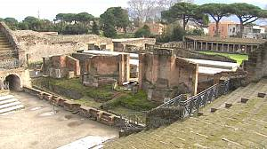 Pompeii makeover begins amid corruption scandal