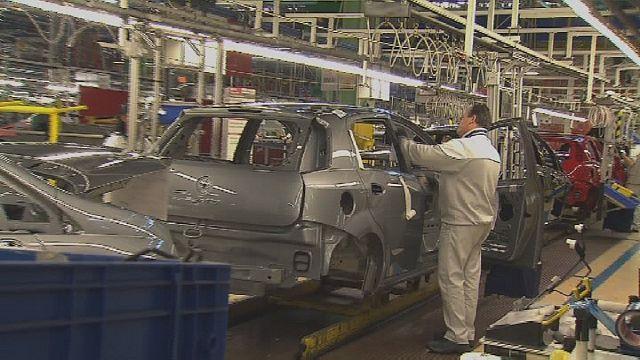 La Fiat e la sfida nel futuro dell'industria italiana