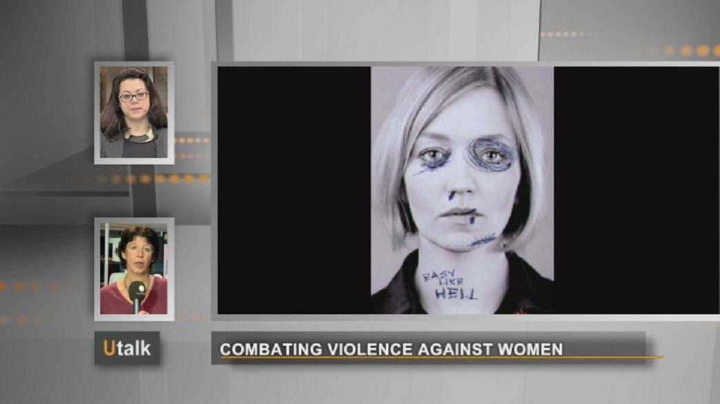 Frauen vor Gewalt schützen