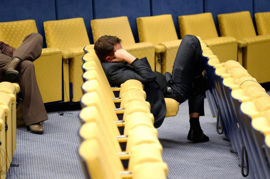 Exhausting discussions over the EU budget