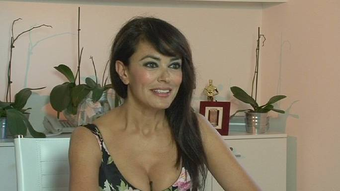 Maria Grazia Cucinotta on Italy, fashion and a magic wand