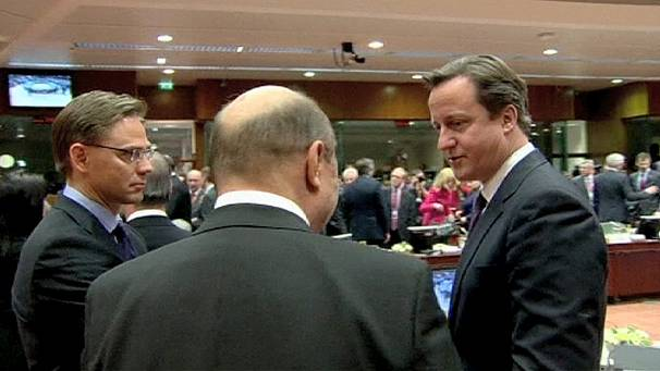 Cameron revels in his European 'Thatcher' moment