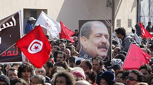 Political chaos threatens Tunisia as Chokri Belaid is laid to rest